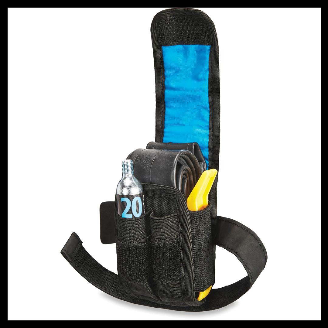Frame Bag Dakine Hot Laps Gripper Black Os-3