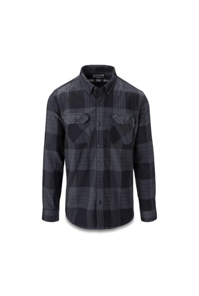 Shirt Dakine Reid Tech Flannel Black/Grey