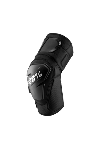 Knee Guards 100% Fortis Black