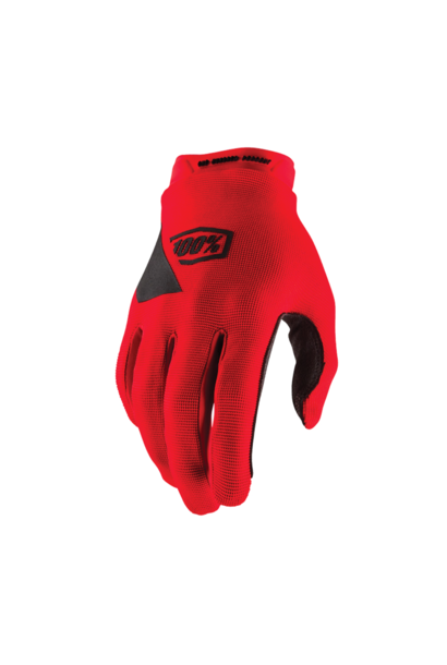 Gloves 100% RideCamp Red
