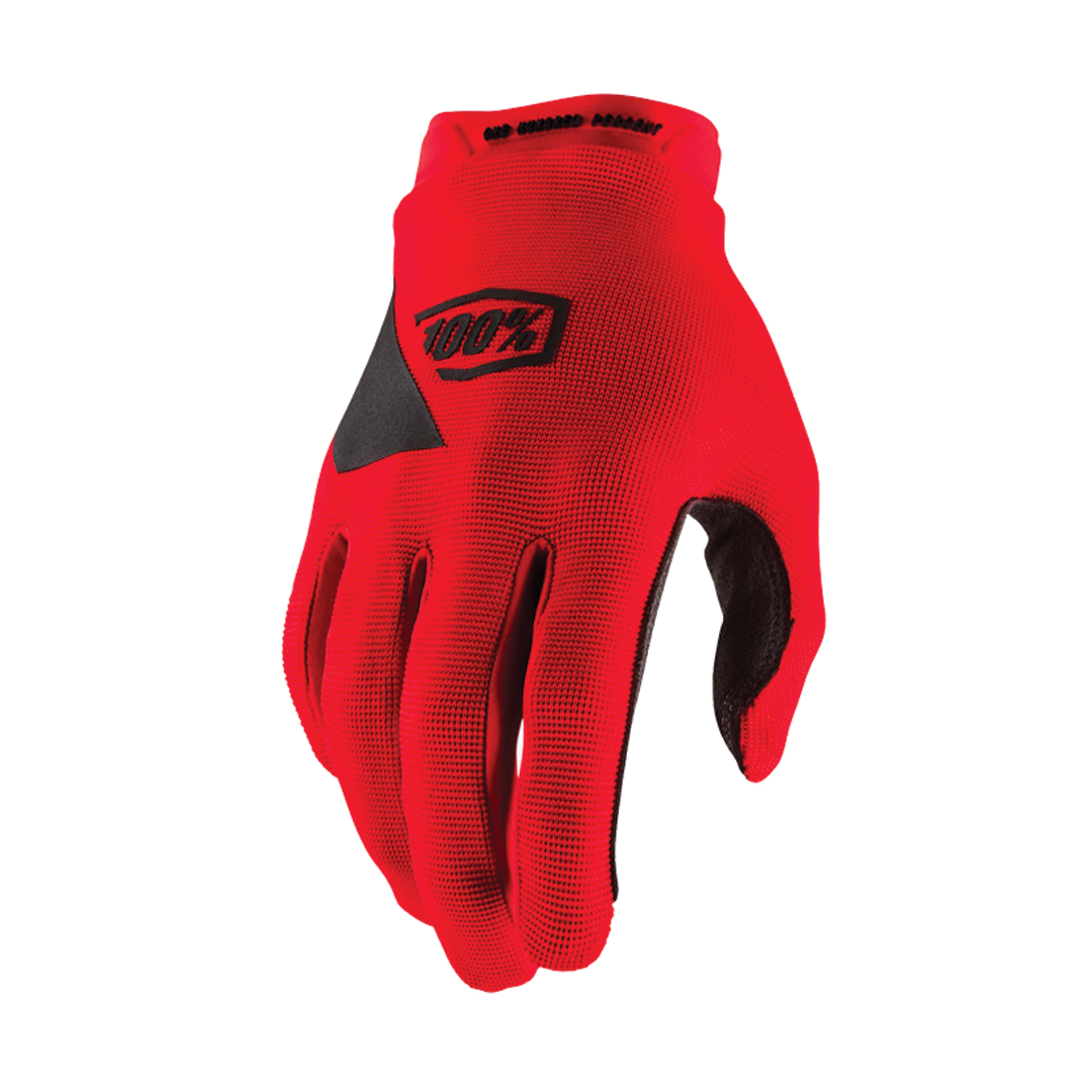 Gloves 100% RideCamp Red-1