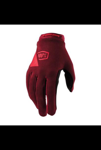 Gloves 100% Femme RideCamp Brick