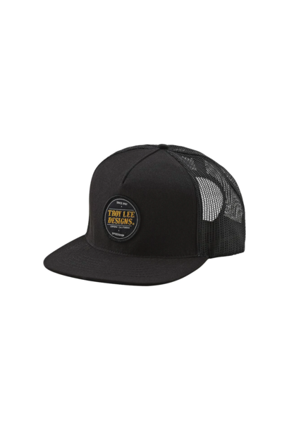 Cap Troy Lee Bear Head Black