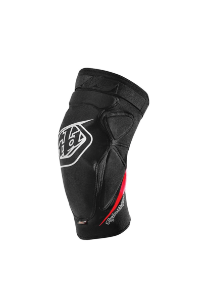 Knee Guards Troy Lee Raid Black