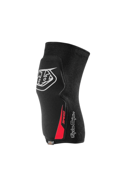 Knee Guards Troy Lee Junior Speed Knee Sleeve Black