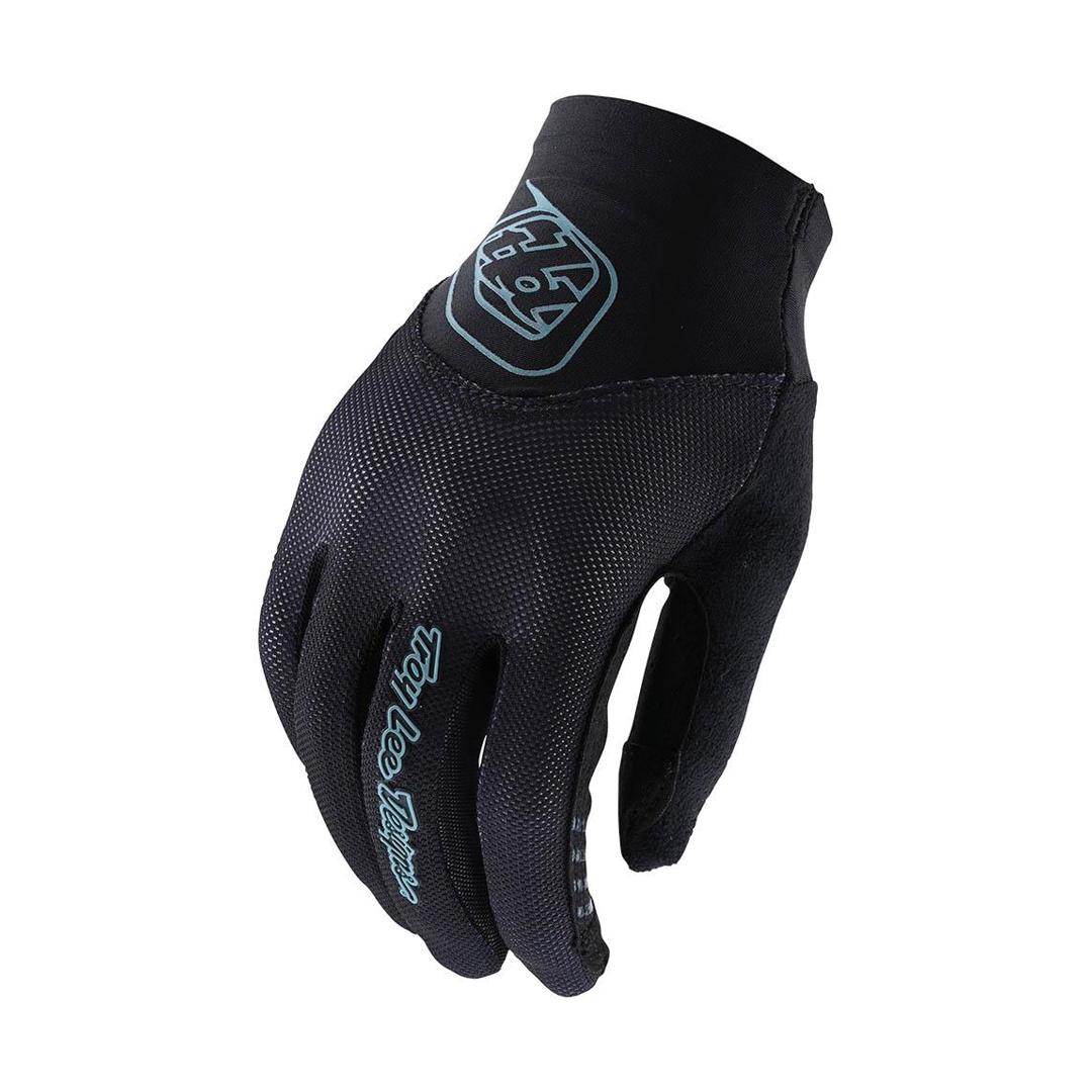 Gloves Troy Lee Femme Ace 2.0 Black-1