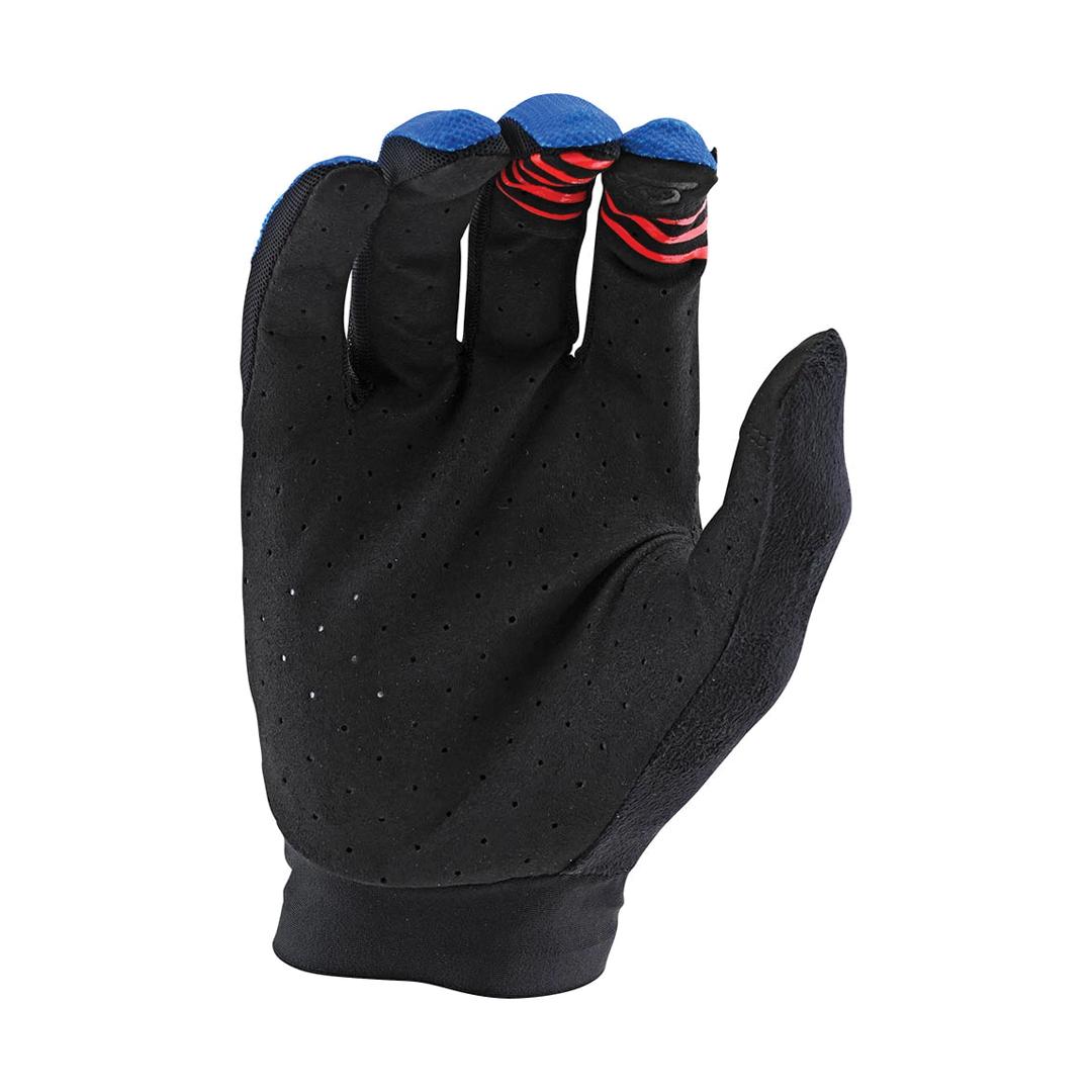 Gloves Troy Lee Ace 2.0 Royal Blue-2