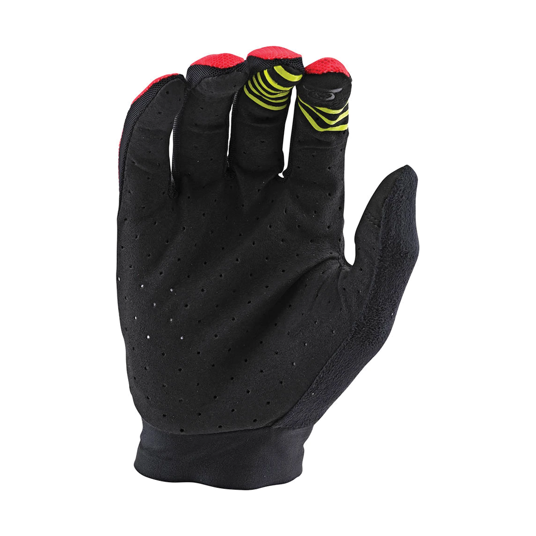 Gloves Troy Lee Ace 2.0 Red-2