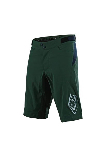 Short Troy Lee Flowline Green