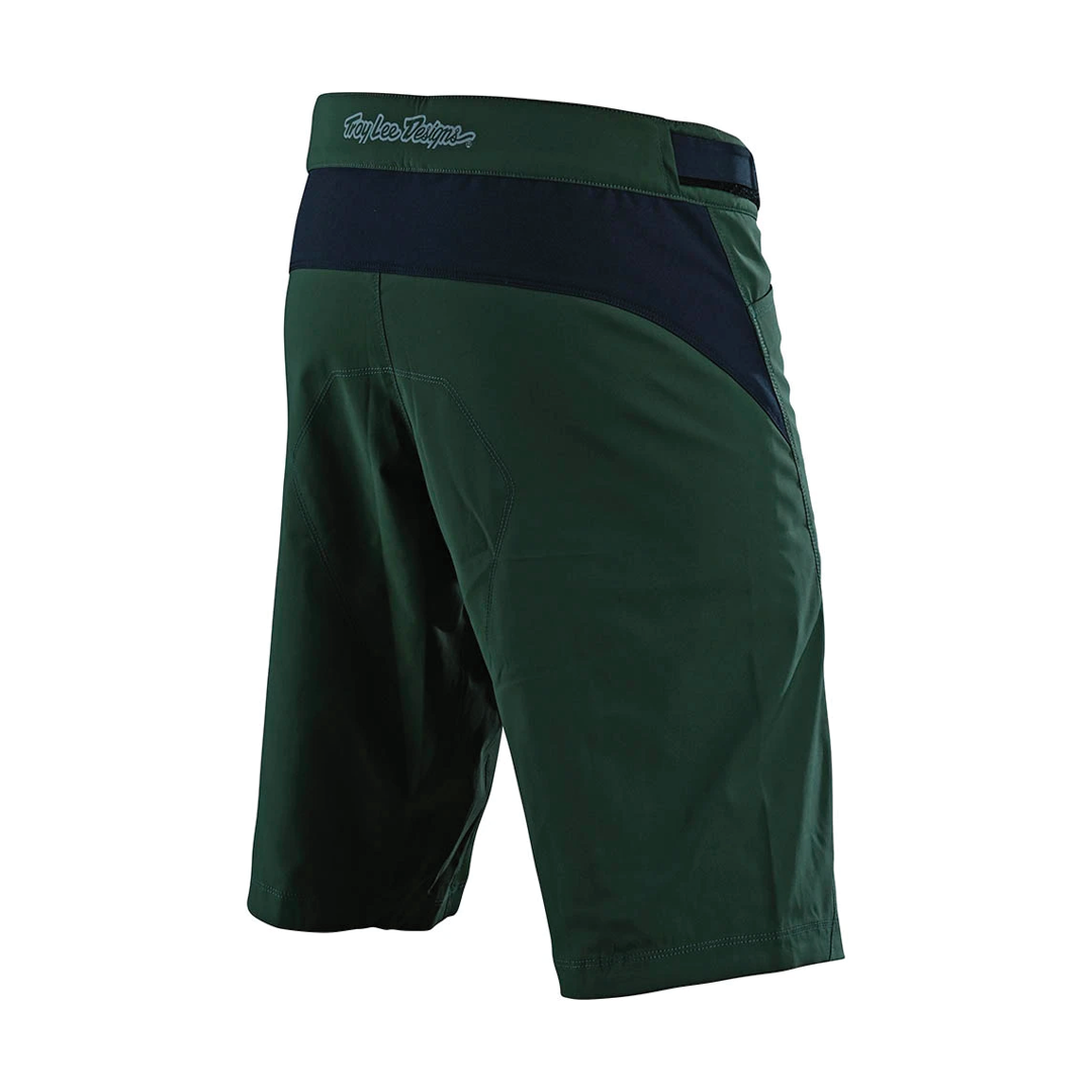 Short Troy Lee Flowline Green-2