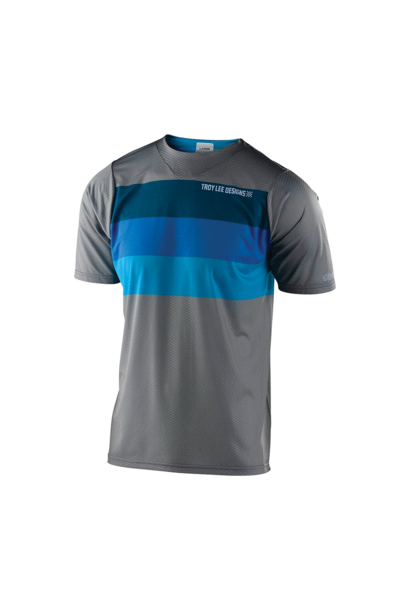 Jersey Troy Lee Skyline Air SS Continental Gray/Blue