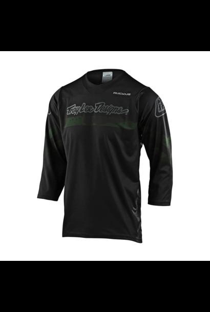 Jersey Troy Lee Ruckus 3/4 Factory Camo Green/Black