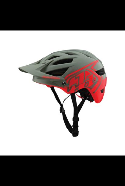 Helmet Troy Lee Junior A1 Mips Classic Orange/Gray OS