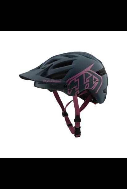 Helmet Troy Lee Femme A1 Drone Grey/Pink