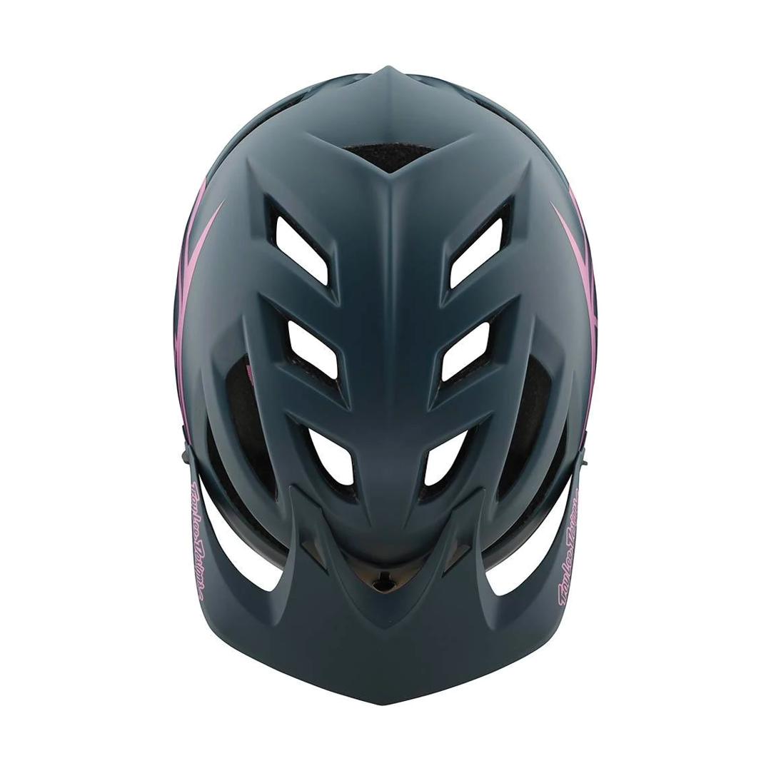 Helmet Troy Lee Femme A1 Drone Grey/Pink-3