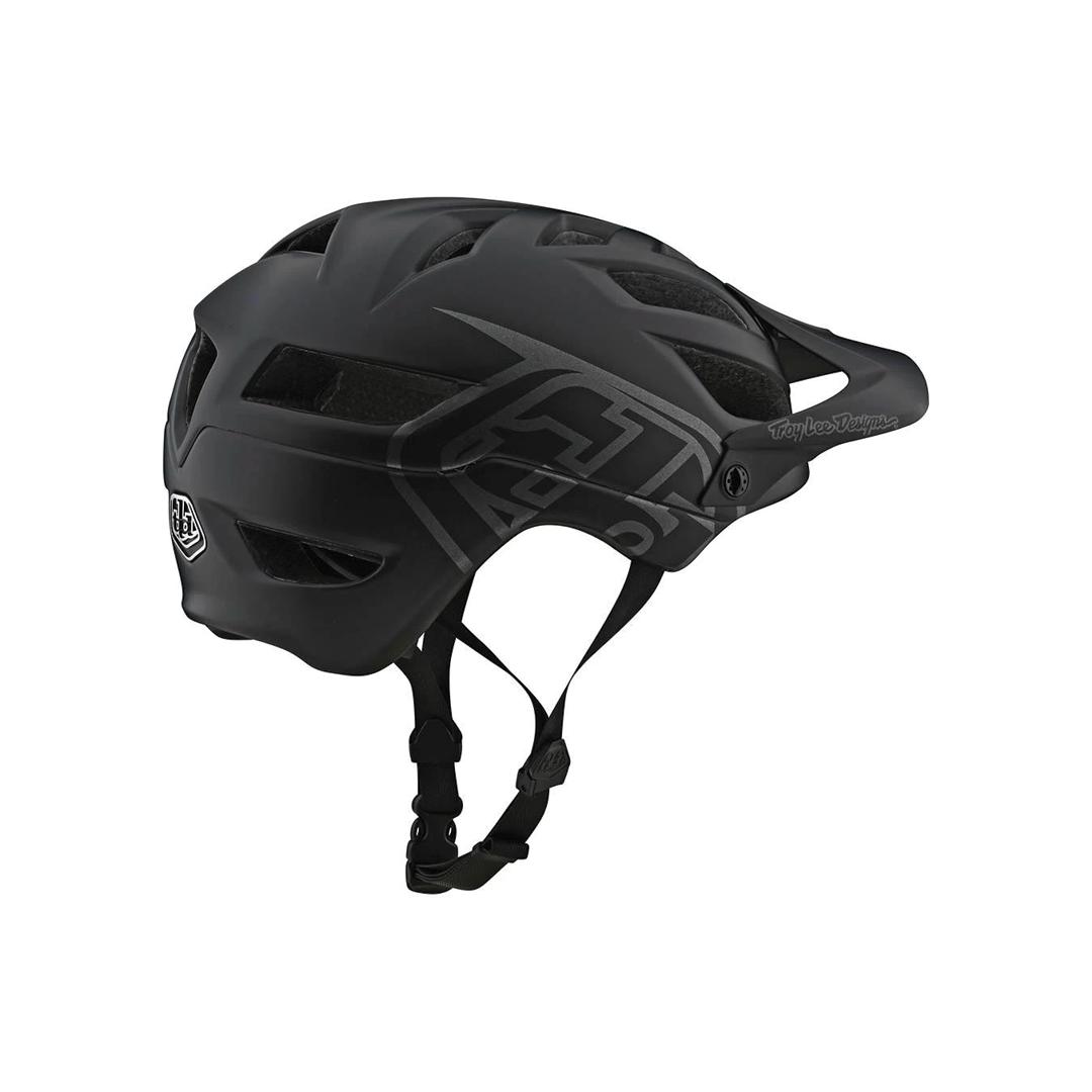 Helmet Troy Lee A1 Drone Black/Silver-2