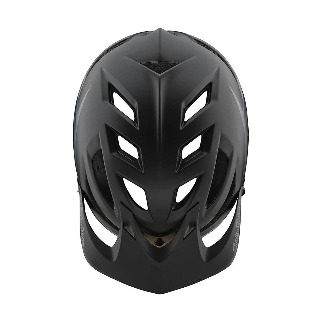 Helmet Troy Lee A1 Drone Black/Silver-3