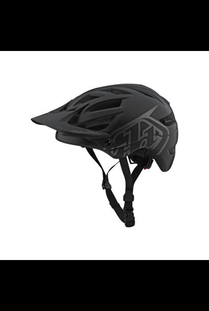 Helmet Troy Lee A1 Drone Black/Silver