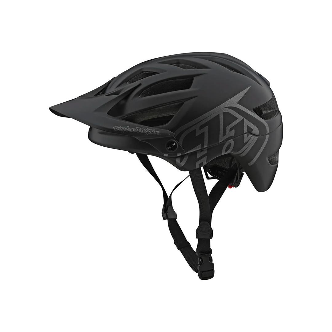 Helmet Troy Lee A1 Drone Black/Silver-1