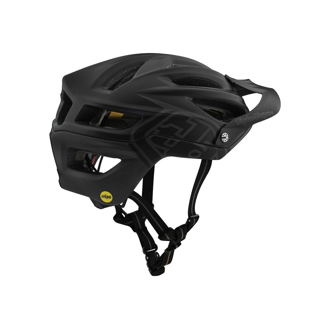 Helmet Troy Lee A2 Mips Decoy Black-3
