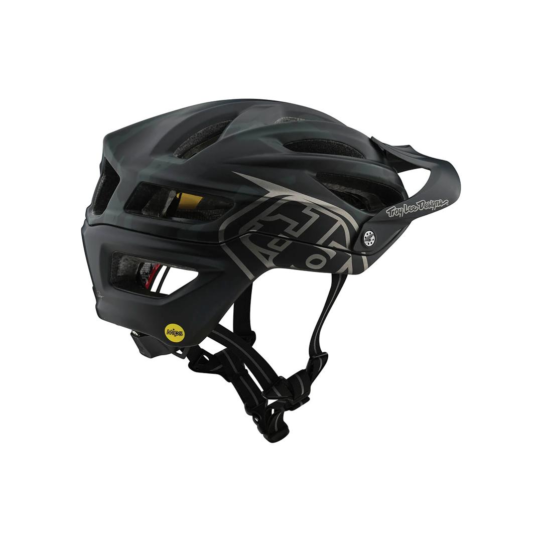Helmet Troy Lee A2 Mips Camo Green-2