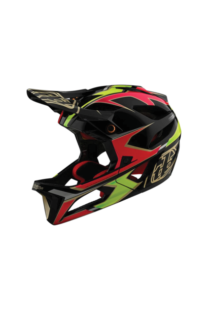 Helmet Troy Lee Femme Stage Ropo Pink/Yellow