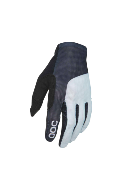 Gloves POC Essential Mesh Uranium Black/Oxolane Grey