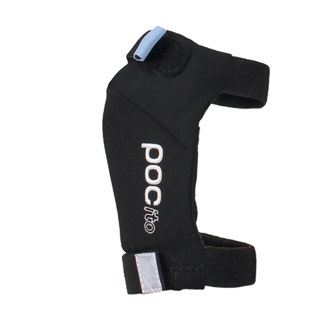 Knee Guards POC Junior POCito Joint VPD Air Uranium Black-2