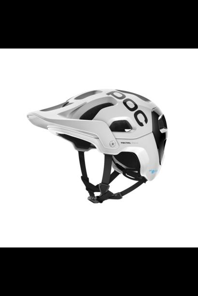 Helmet POC Tectal Race Spin Hydrogen White/Uranium Black Helmet