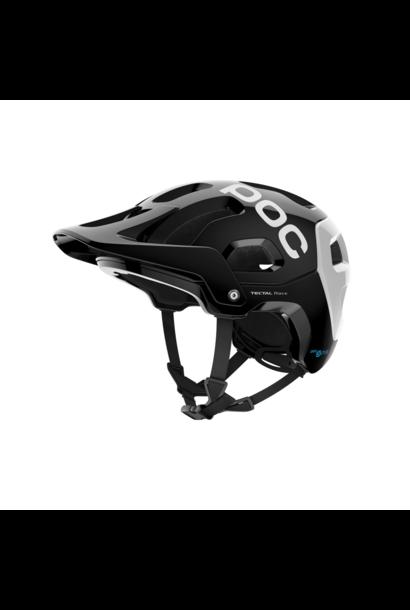 Helmet POC Tectal Race Spin Uranium Black/Hydrogen White