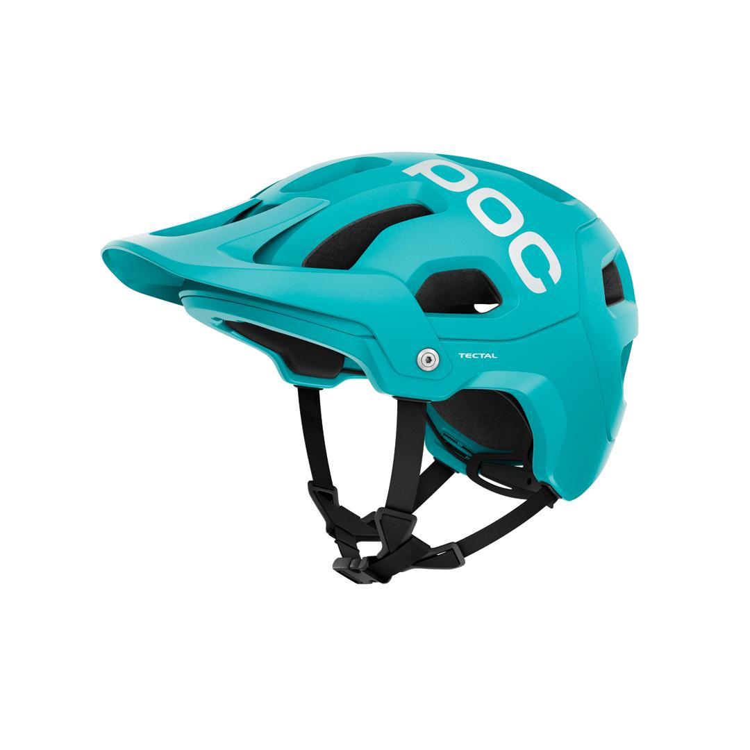 Helmet POC Tectal Kalkopyrit Blue Matt-1