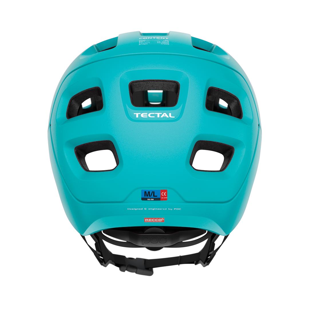 Helmet POC Tectal Kalkopyrit Blue Matt-4