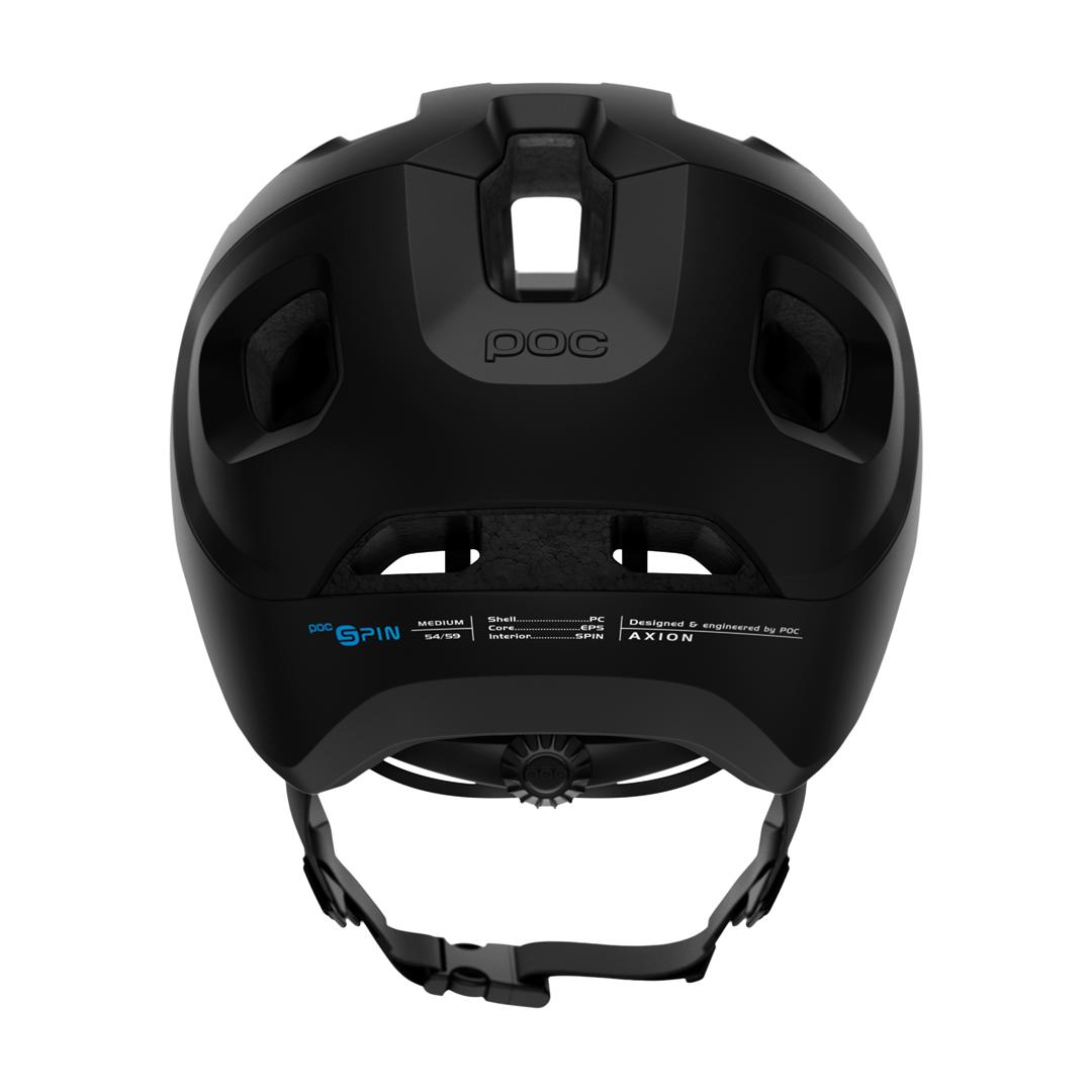 Helmet POC Axion Spin Matt Black-3