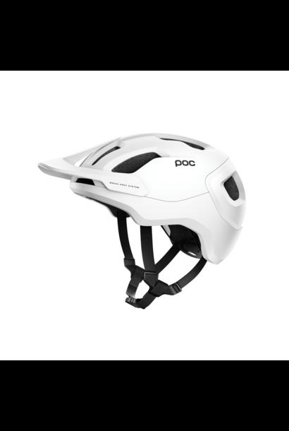 Helmet POC Axion Spin Matt White