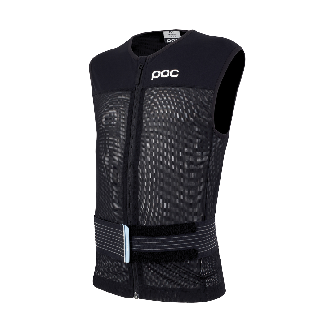 Back Protector POC VPD Air Vest Regular Fit Uranium Black-1
