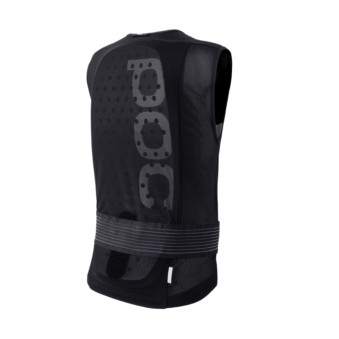 Back Protector POC VPD Air Vest Regular Fit Uranium Black-2