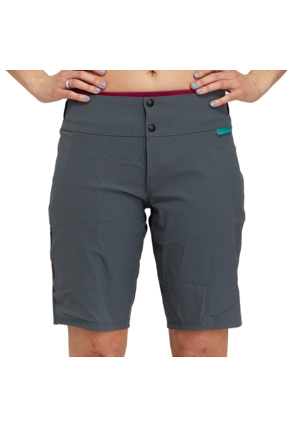 Short Peppermint Wild MTB Flag Grey