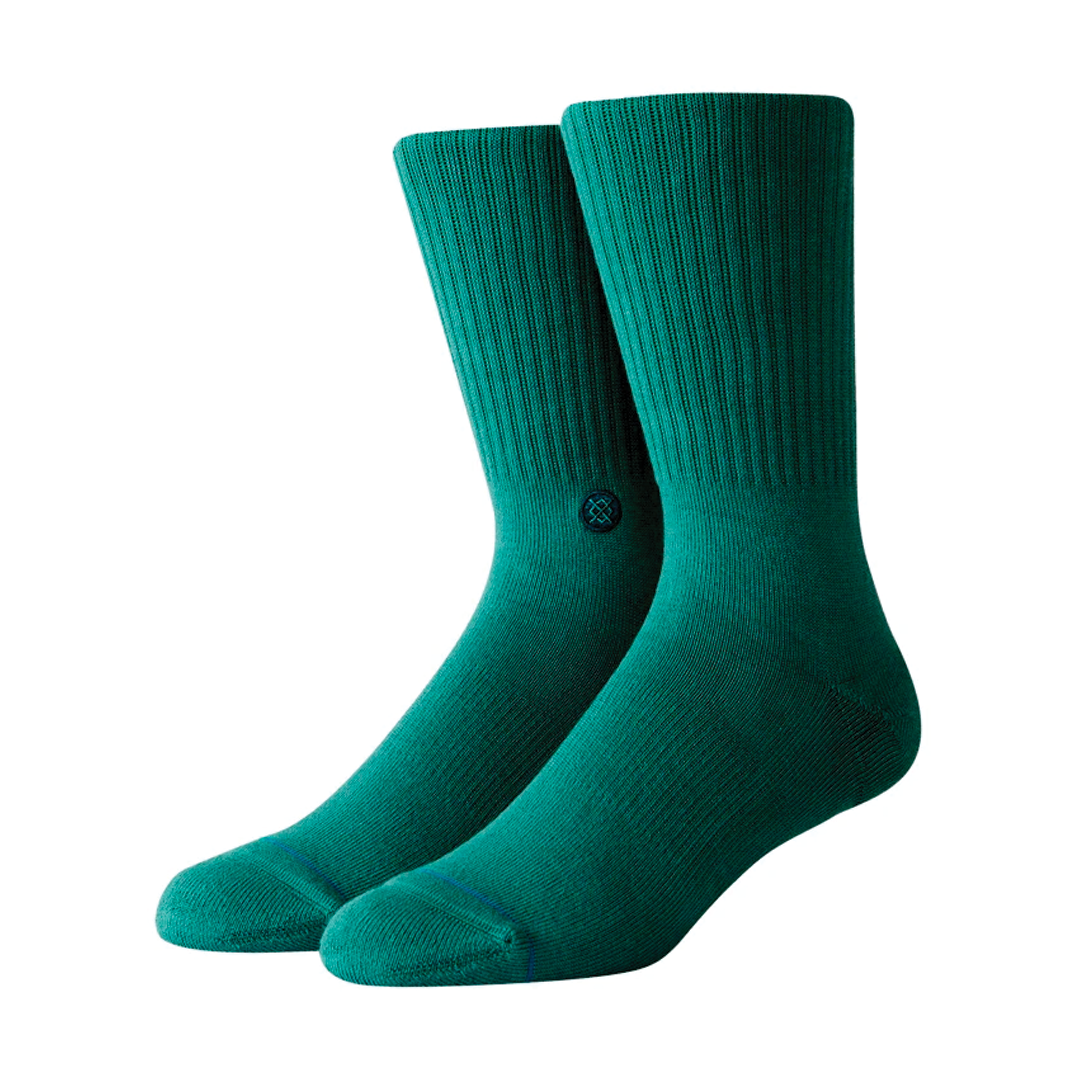 Socks Stance Uncommon Icon Green-1