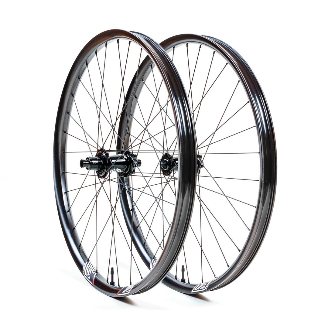 Wheelset We Are One Union 27.5 Onyx Noir Mat 32T Boost 6B HG-1