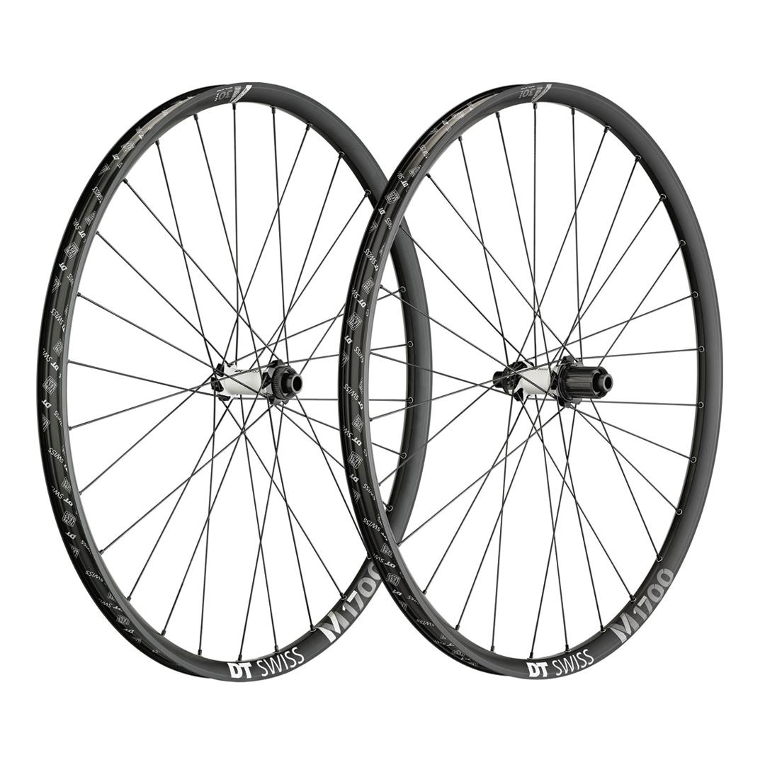 Wheelset Dt Swiss M1700 Spline 2 27.5 148X12 110X15 Cl-1