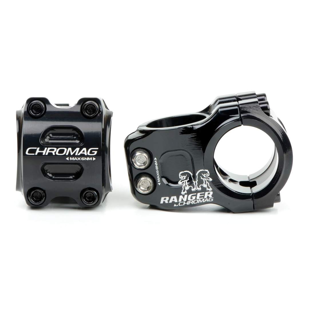 Stem Chromag Ranger V2 40Mm - Black-1