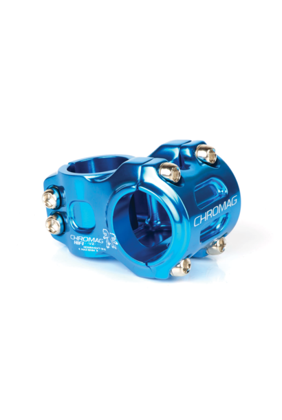Stem Chromag Hifi V2 35Mm Blue - 50Mm