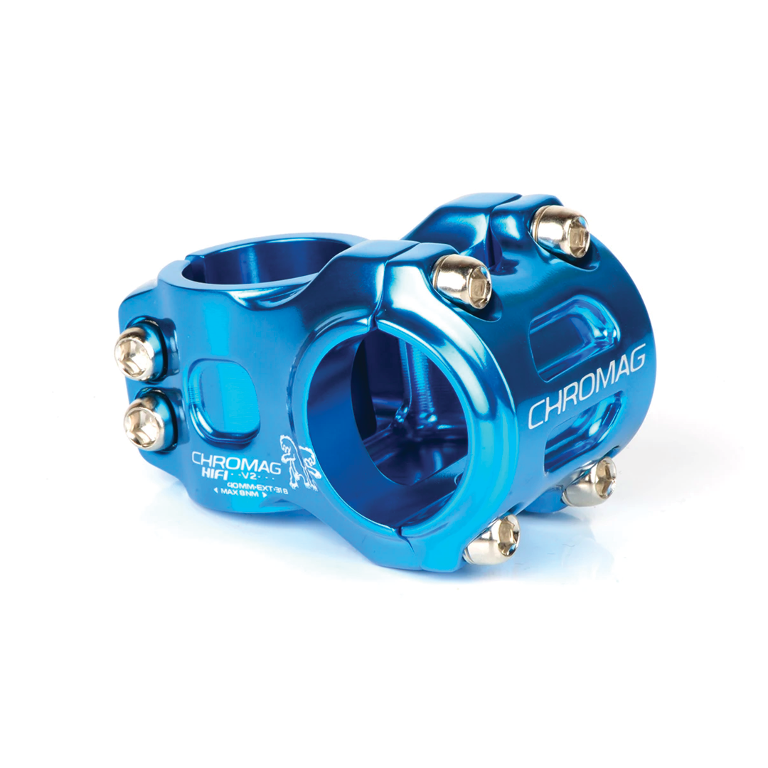 Stem Chromag Hifi V2 35Mm Blue - 50Mm-1