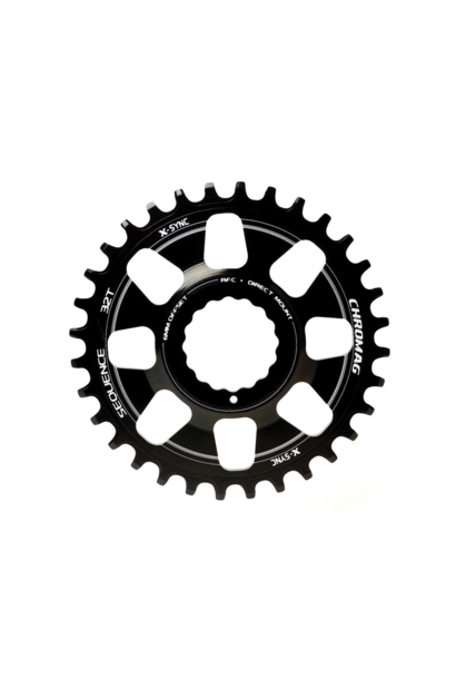 Chainring Chromag Sequence Direct Mount Rfc Noir 32T