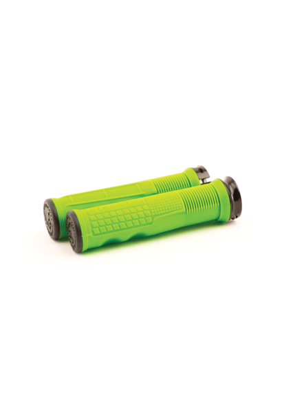 Grips Chromag Format Green Single-Clamp