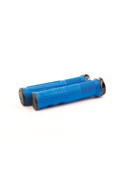 Grips Chromag Format Blue Single-Clamp