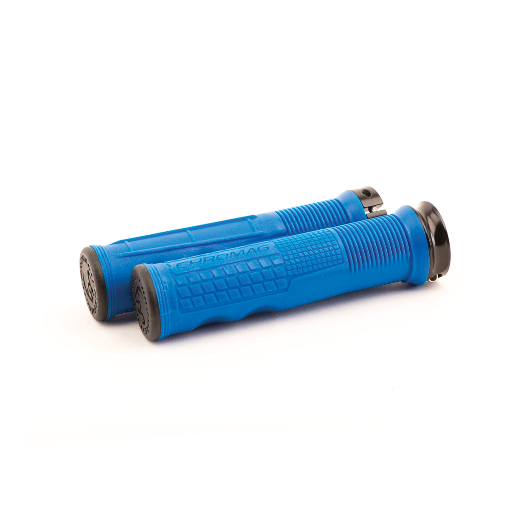 Grips Chromag Format Blue Single-Clamp-1