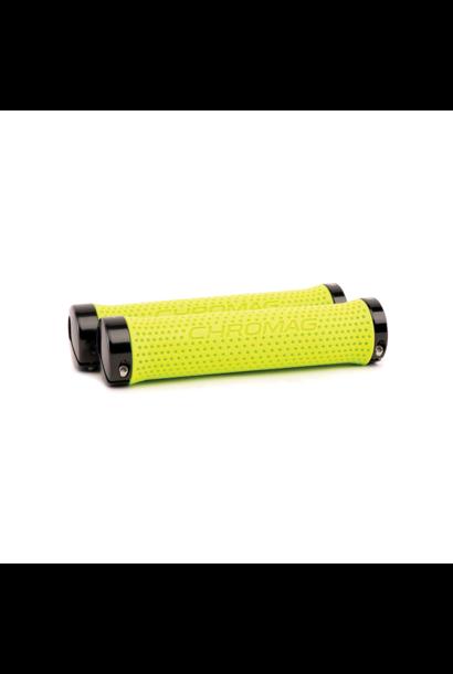 Grips Chromag Basis Neon Yellow