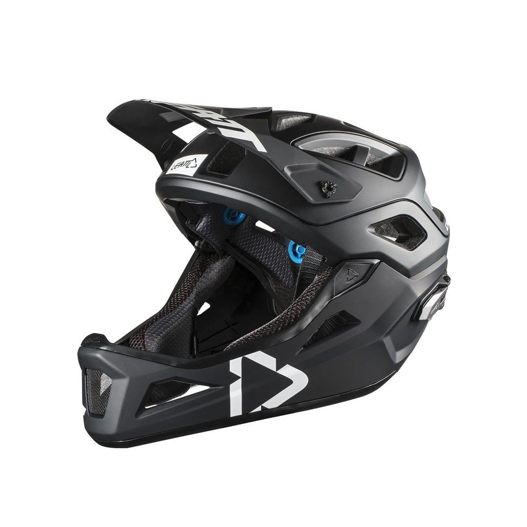 Helmet DBX 3.0 Enduro Black/White-1