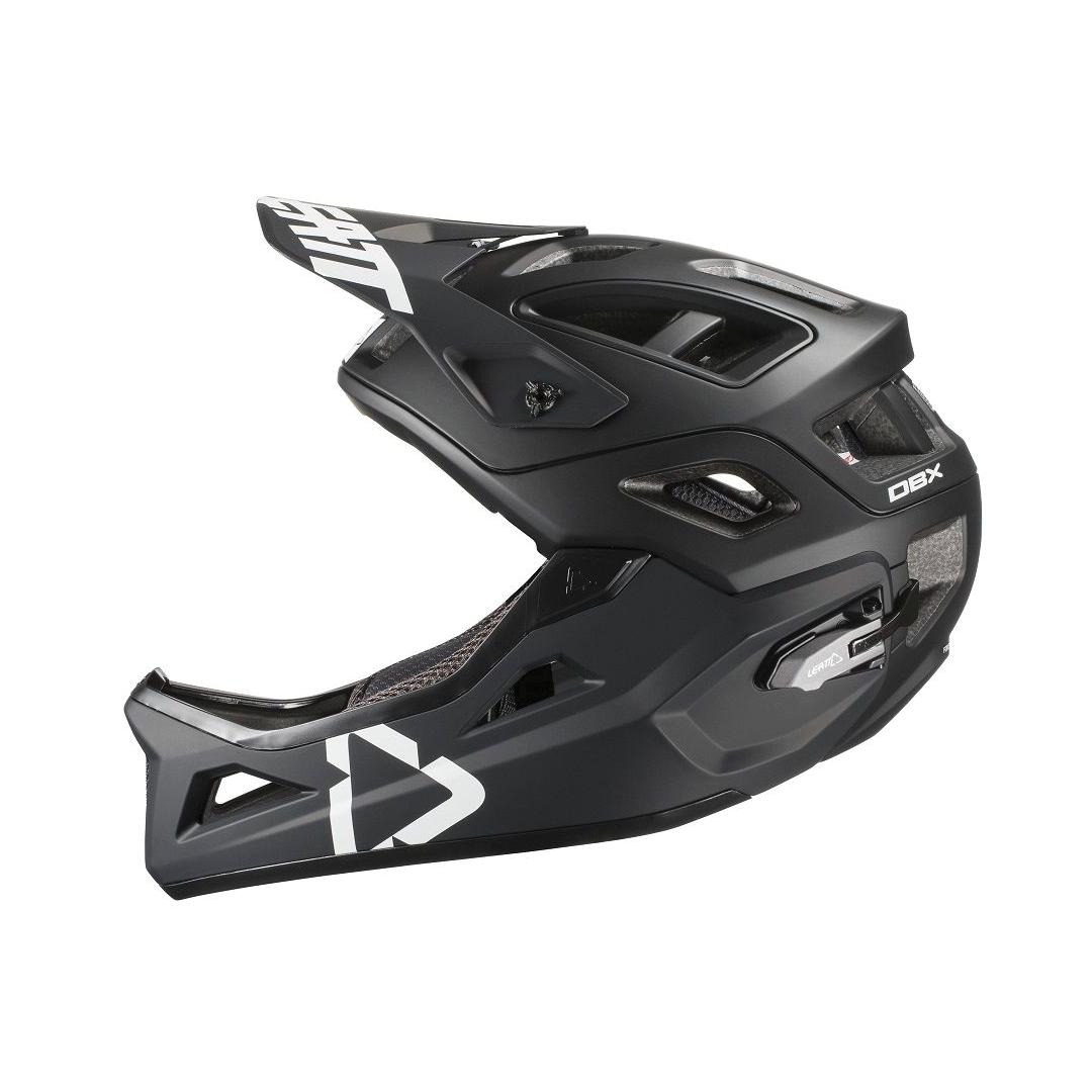 Helmet DBX 3.0 Enduro Black/White-2
